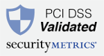 SecurityMetrics for PCI Compliance logo