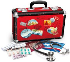 travel health medicine