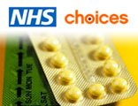 NHS Choices logo and image