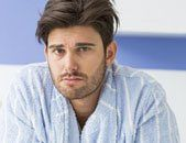 Photo of man disappointed with erectile dysfunction medication
