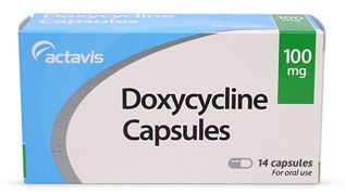 Doxycycline for chlamydia