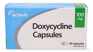 Doxycycline for malaria