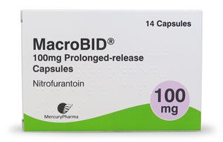 photo of Macrobid medicine pack