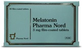 photo of Melatonin 3mg pack