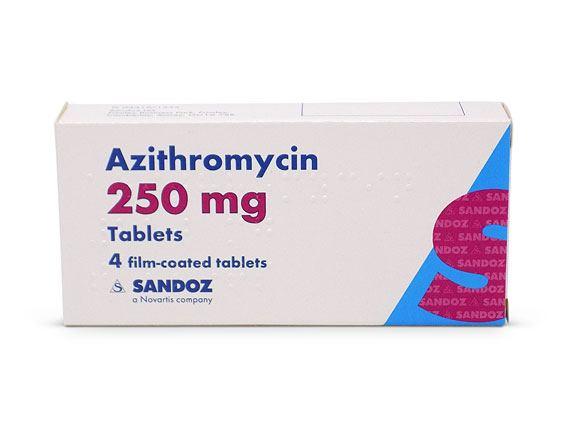 azithromycin and doxycycline