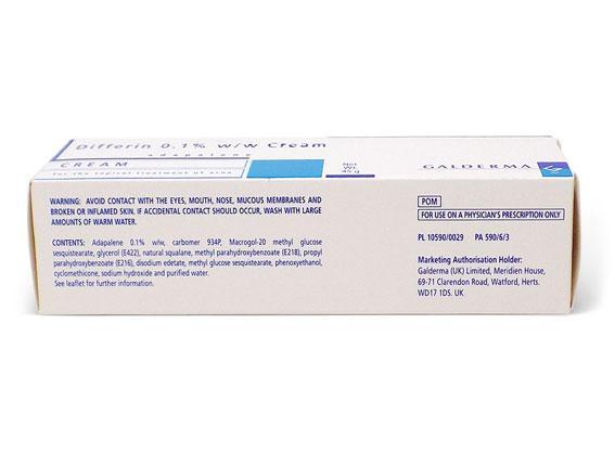 Buy Differin Cream or Gel Online - Doctor Fox