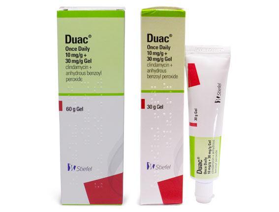 Buy Duac Online from UK Pharmacy - Doctor Fox