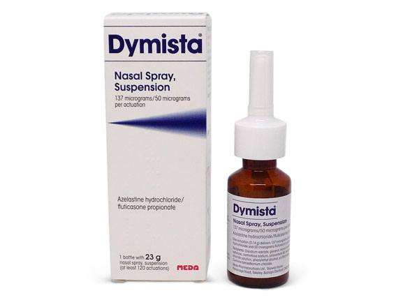 intranasal steroid potency chart
