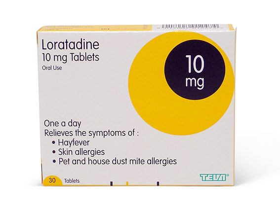 side loratadine effects hayfever tablets