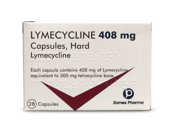 Lymecycline