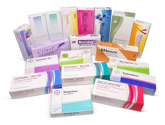 Buy Contraceptive Mini Pill Online - Doctor Fox