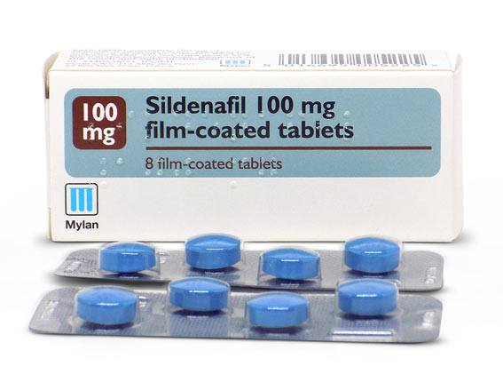 Is Sildenafil Viagra