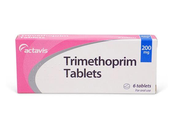 Trimethoprim 100mg Tablets Acne