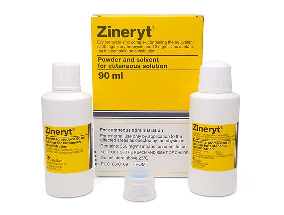 Buy Zineryt Online From Uk Pharmacy Dr Fox