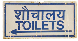 travellers diarrhoea sign