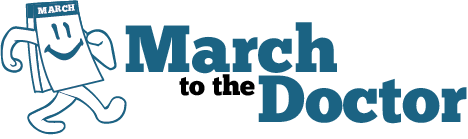 march to the doctor