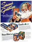 festive cigarette ad