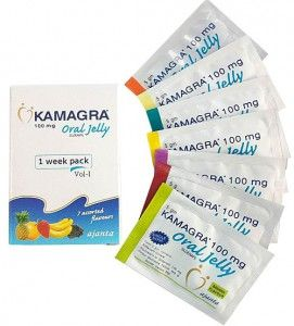 Photo of packets of Kamagra