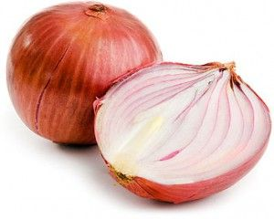 onions absorb bacteria