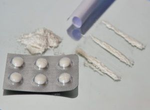 Cocaine with viagra