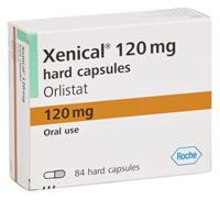 xenical orlistat 120mg